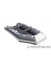 Надувная лодка Аква 3400 НДНД