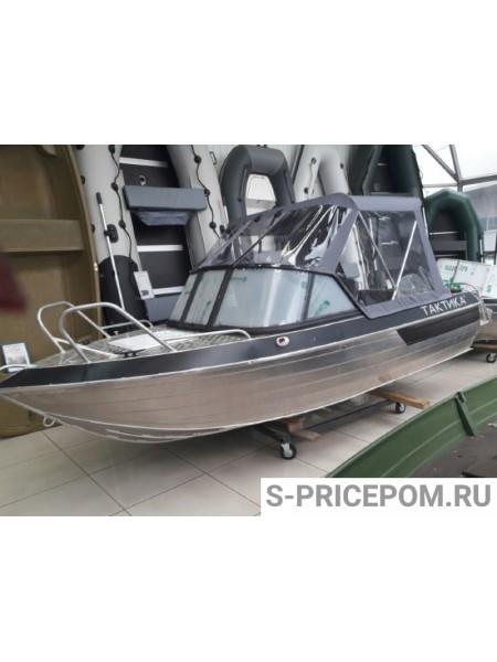 Ходовой тент на лодку Тактика 420 - 450