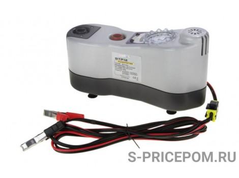Насос Bravo BTP12 электрический со встроенным манометром, 12 В