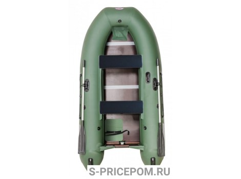 Надувная лодка ПВХ НПО Наши лодки Навигатор 290 Оптима