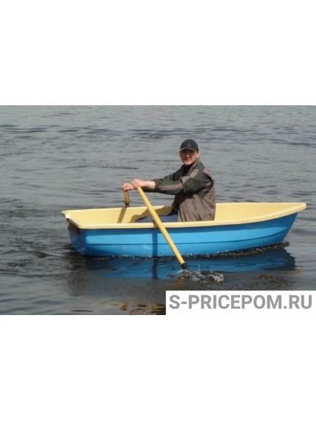 Стеклопластиковая лодка Тортилла (Картоп)