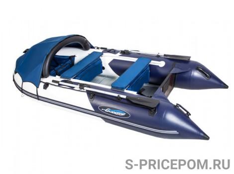 Надувная лодка ПВХ Gladiator Active С330AL