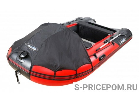 Надувная лодка ПВХ Gladiator Active С420AL