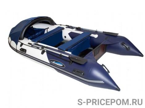 Надувная лодка ПВХ Gladiator Active С370DP