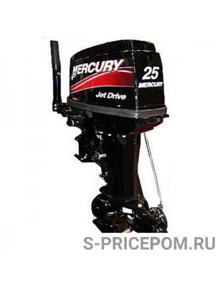 Лодочный мотор Mercury 25 ML JET