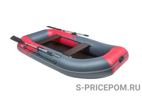 Надувная лодка ПВХ Gavial 260НТНД