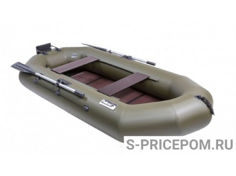 Надувная лодка ПВХ Pelican 268М