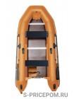 Надувная лодка ПВХ НПО Наши лодки Патриот 360 Light
