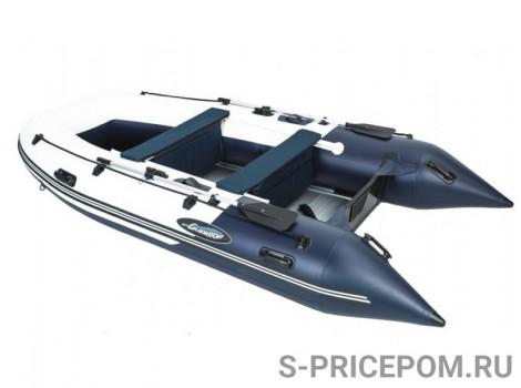 Надувная лодка ПВХ Gladiator Heavy Duty HD370AL