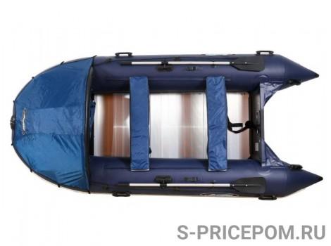 Надувная лодка ПВХ Gladiator Active С400AL