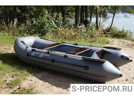 Надувная лодка ПВХ RiverBoats RB-370