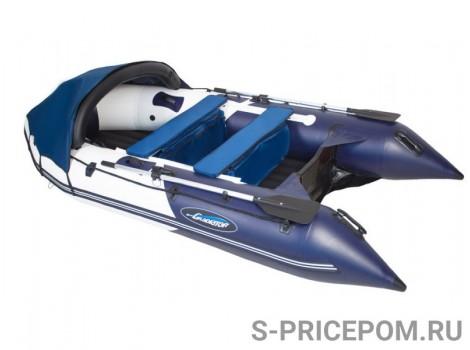 Надувная лодка ПВХ Gladiator Air E350