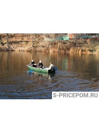 """Стеклопластиковая лодка """"Спринт Б"""""""