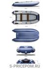 Надувная лодка ПВХ ФЛАГМАН 360U