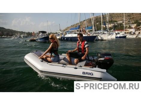 Надувная лодка ПВХ BRIG Dingo D285S