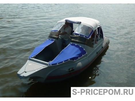 РИБ Water Way 550R