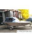 Алюминиевая лодка Моряна 550