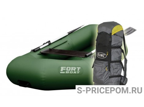 Надувная лодка ПВХ FORT BOAT 200