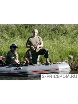 Лодка надувная ПВХ Мнев и К Фаворит F-420