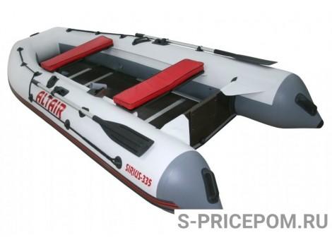 Надувная лодка Альтаир SIRIUS-335 STRINGER