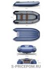 Надувная лодка ПВХ ФЛАГМАН 330U