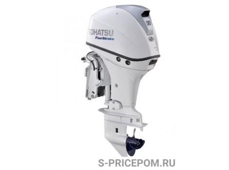 Лодочный мотор Tohatsu MFS 50 ETL (white)