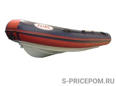 Лодка надувная ПВХ RIB FLINC 430