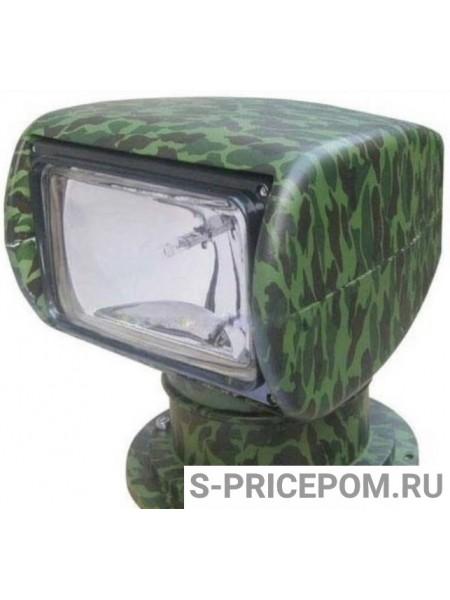 "Фароискатель цвет ""хаки "" 12v- 24v"