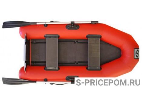 Надувная лодка ПВХ Фрегат 280 E mini для детей