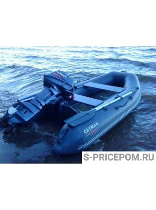 Надувная лодка ПВХ Мнев и К Кайман N-285