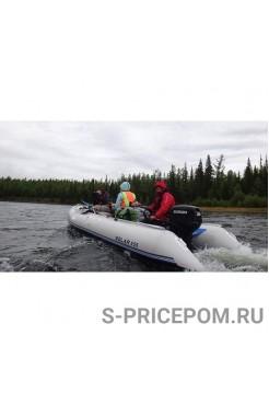 Надувная лодка ПВХ Solar-555 МК