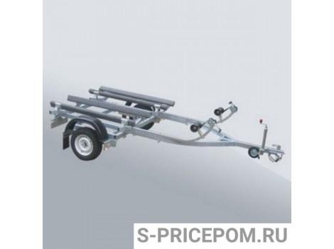 Прицеп рамный для перевозки двух гидроциклов 81772В.001