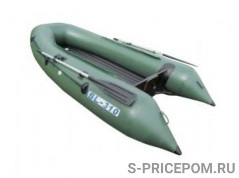 Надувная лодка ПВХ Solar SL-310