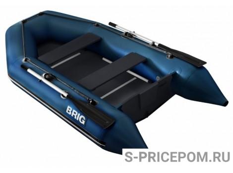 Надувная лодка ПВХ BRIG Dingo D265