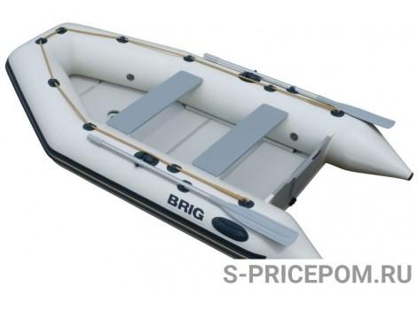 Надувная лодка ПВХ BRIG B350W