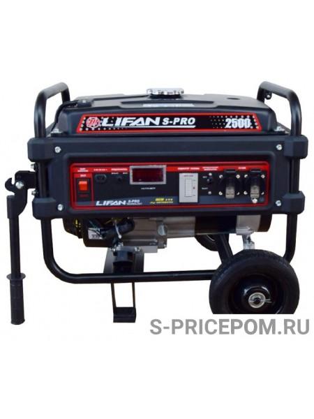 Генератор LIFAN S-PRO 2500