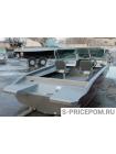 Алюминиевая лодка WINDBOAT 4.6DC EVO