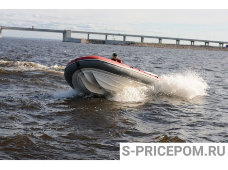 Надувная моторная лодка RIB CAT FORTIS 490