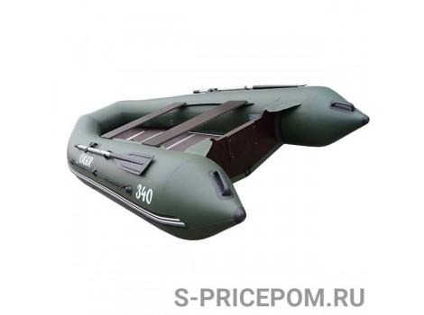 Надувная лодка ПВХ Альтаир JOKER-340 HEAVY