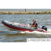 Надувная моторная лодка RIB FORTIS-430