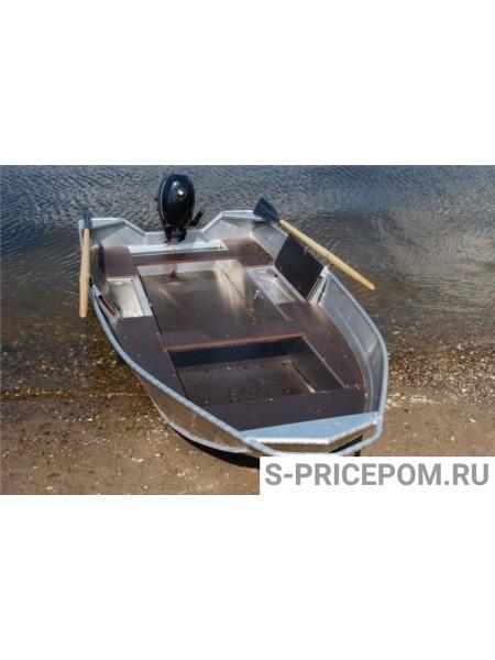 Алюминиевая лодка WINDBOAT-35