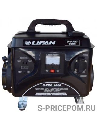 Генератор LIFAN S-PRO 1000