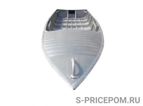 Алюминиевая лодка Вятка-Профи Шило