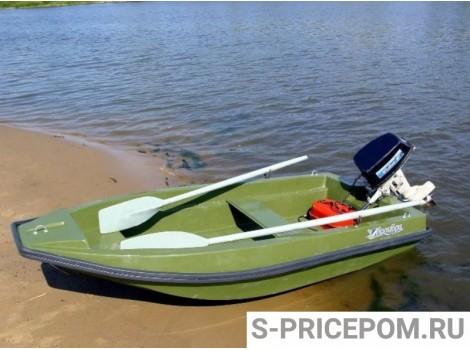 Стеклопластиковая лодка Стелс 270