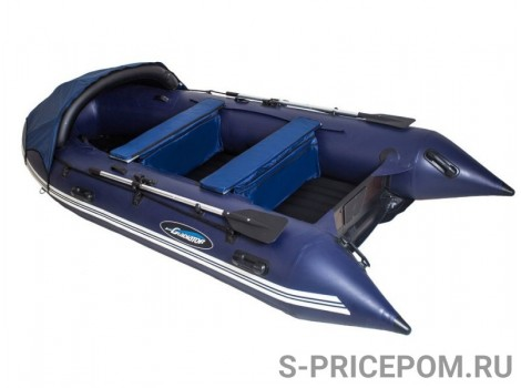 Надувная лодка ПВХ Gladiator Air E420