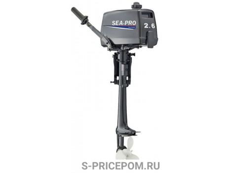 Лодочный мотор SEA-PRO Т 2.6 S