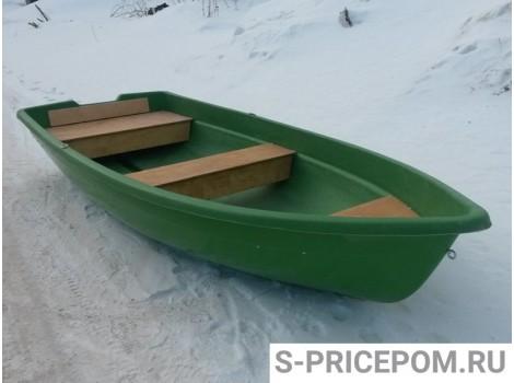 Стеклопластиковая лодка Тортилла-4 Эко