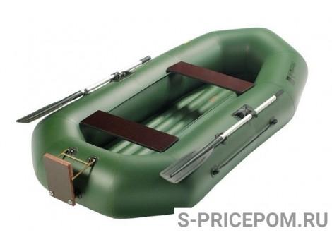 Надувная лодка ПВХ Таймень N-270 НД ТР