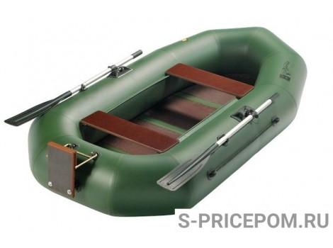 Надувная лодка ПВХ Таймень А-260 С ТР