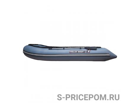 Надувная лодка ПВХ Polar Bird 360M (Merlin)(«Кречет») (Пайолы из стеклокомпозита)